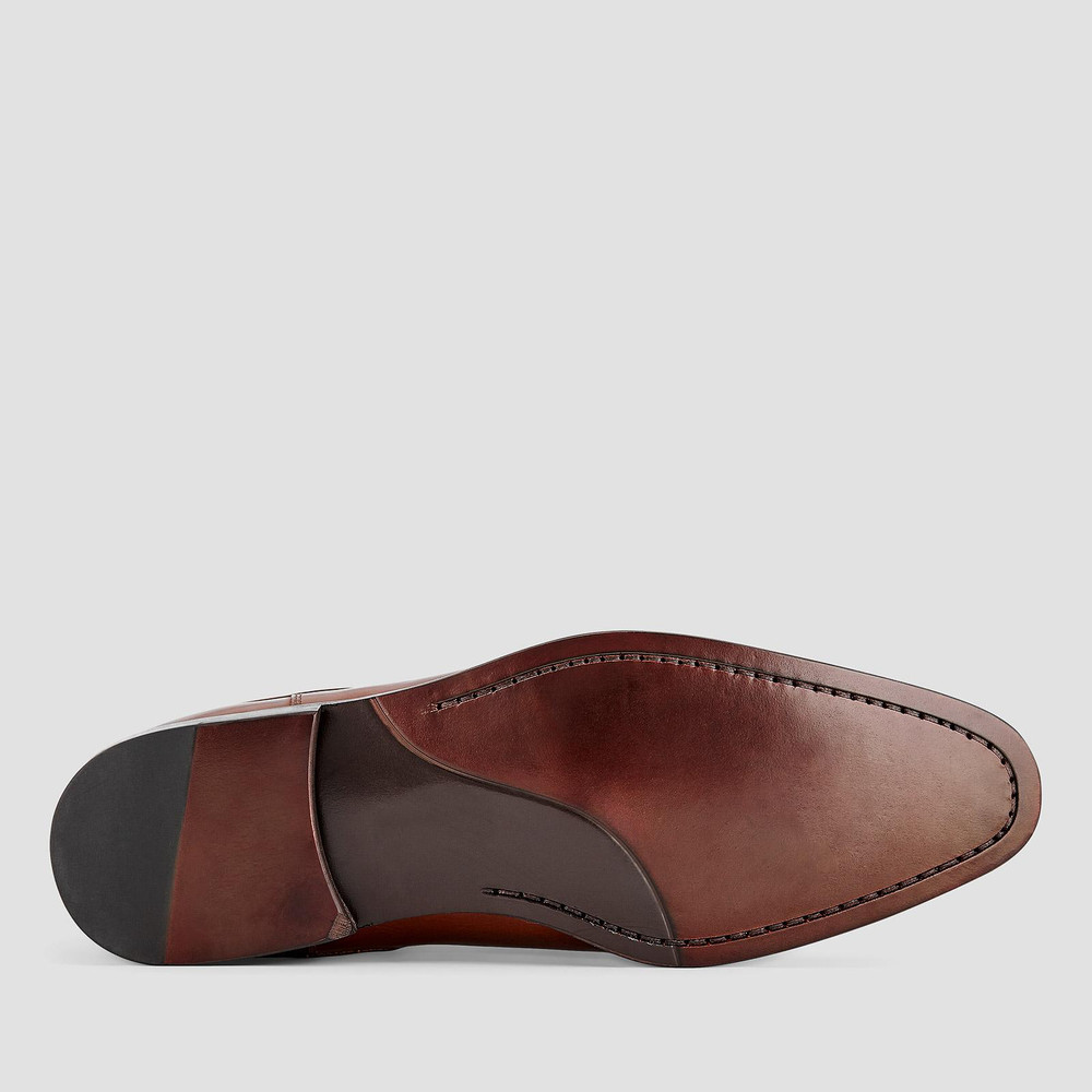 Branson Tan Chelsea Boots