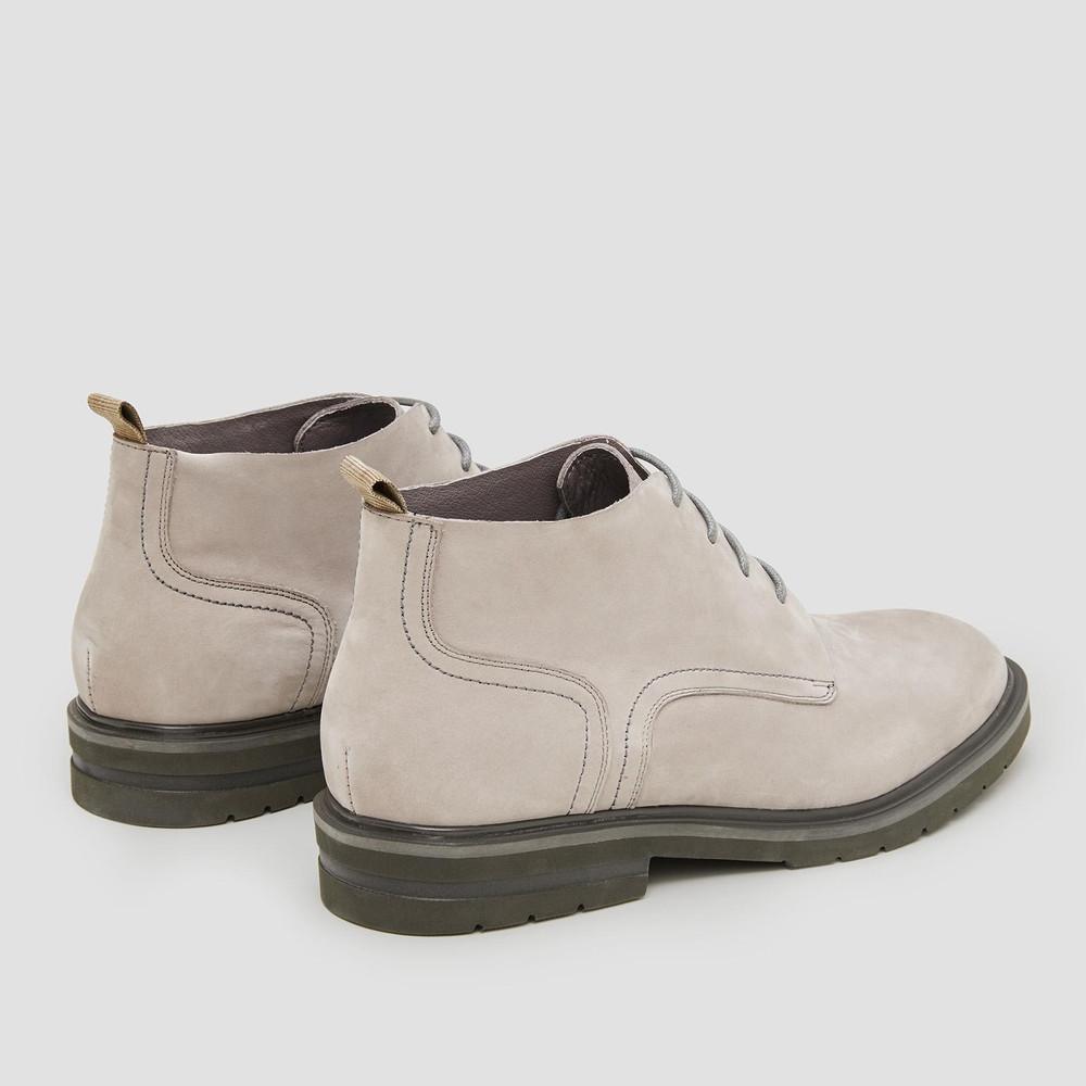 Auckland Stone Desert Boots
