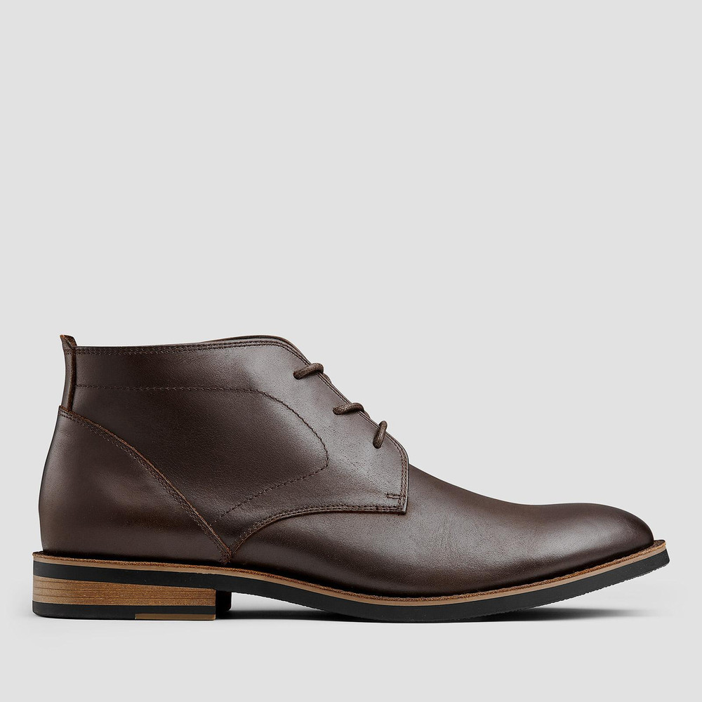 Malcolm Brown Desert Boots