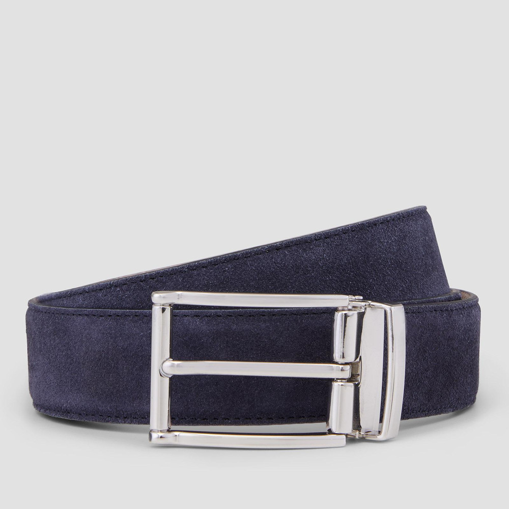 Alves Navy Belt