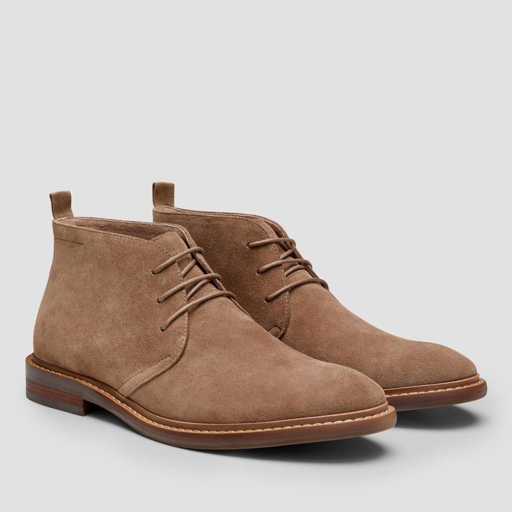 Diaz Almond Desert Boots
