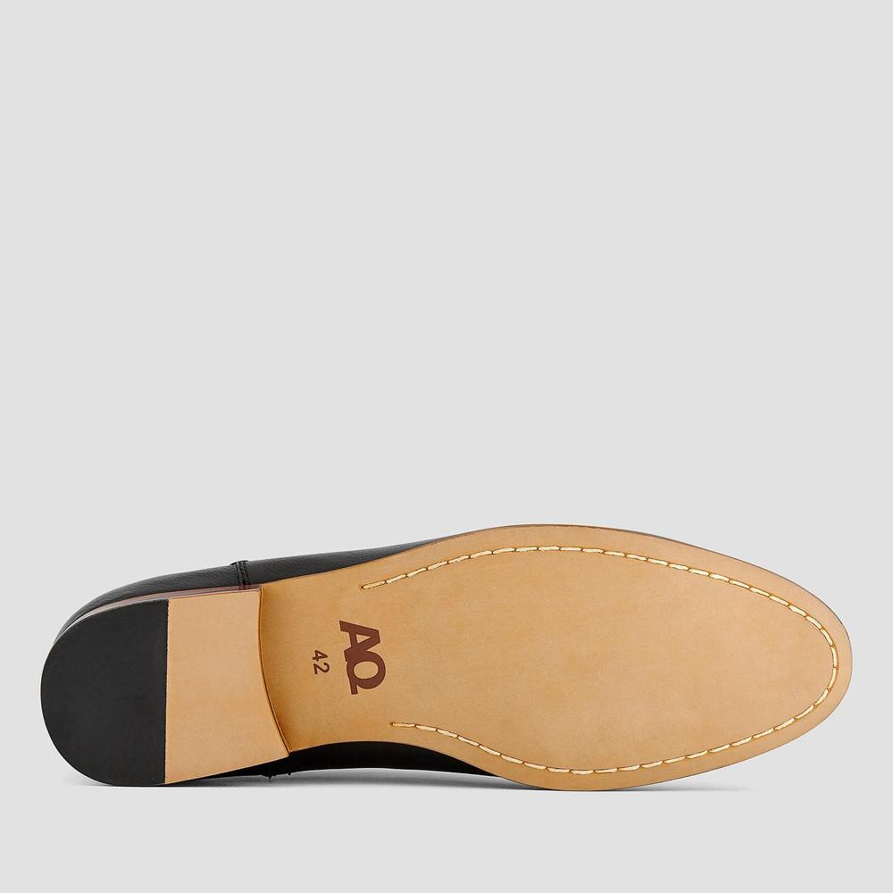 Arsenal Black Chelsea Boots