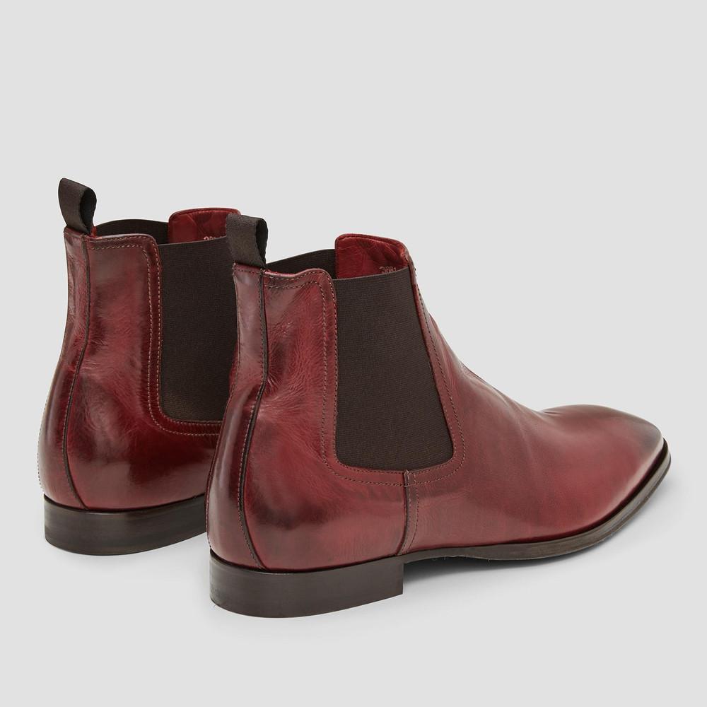 Osbourne Bordo Chelsea Boots