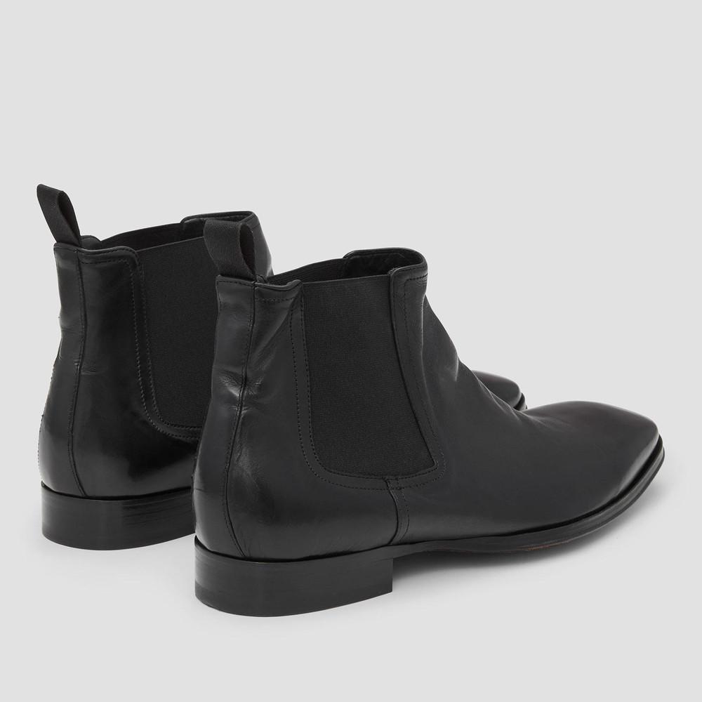 Osbourne Black Chelsea Boots