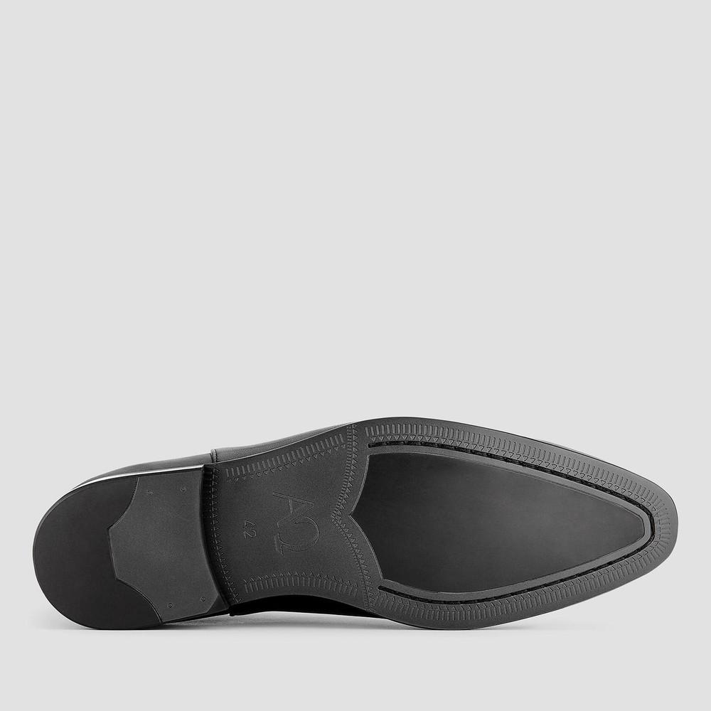 Collman Black Chelsea Boots