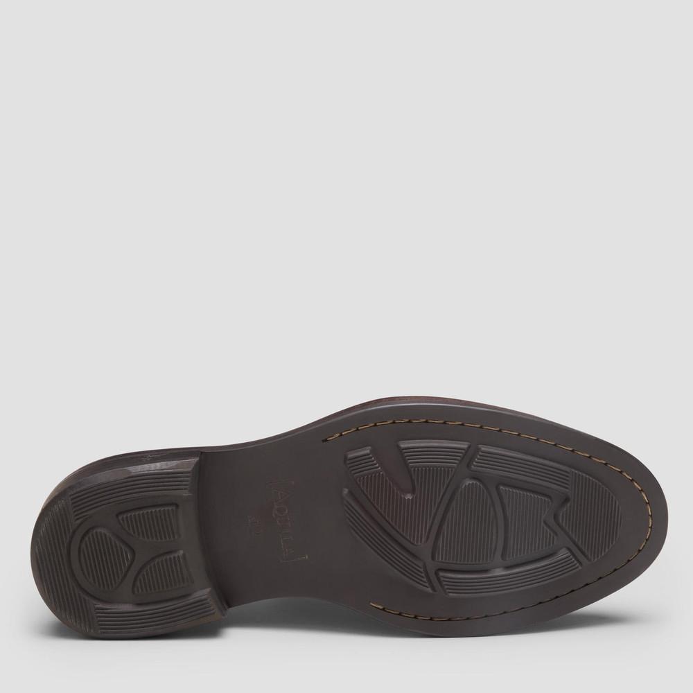 Pangman Brown Military Boots