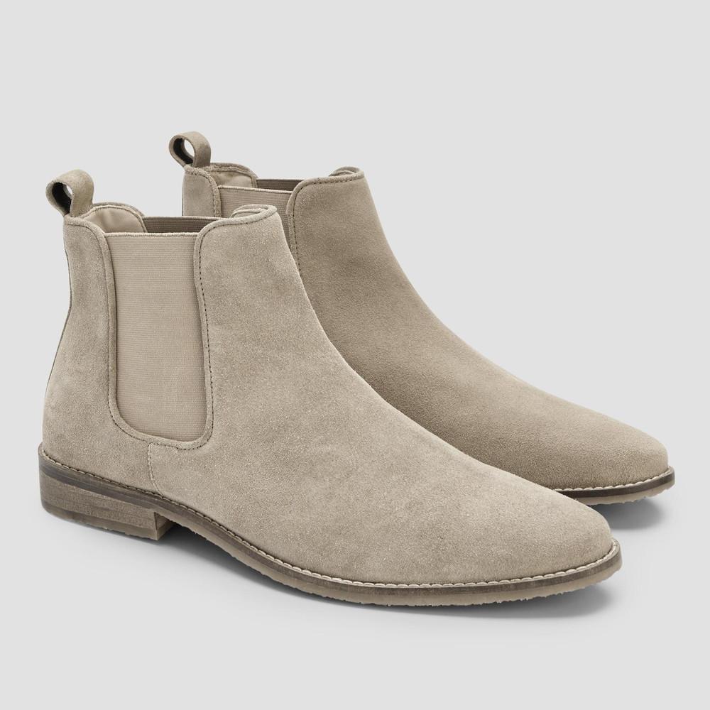 81bd15bd530 Texas Sand Chelsea Boots