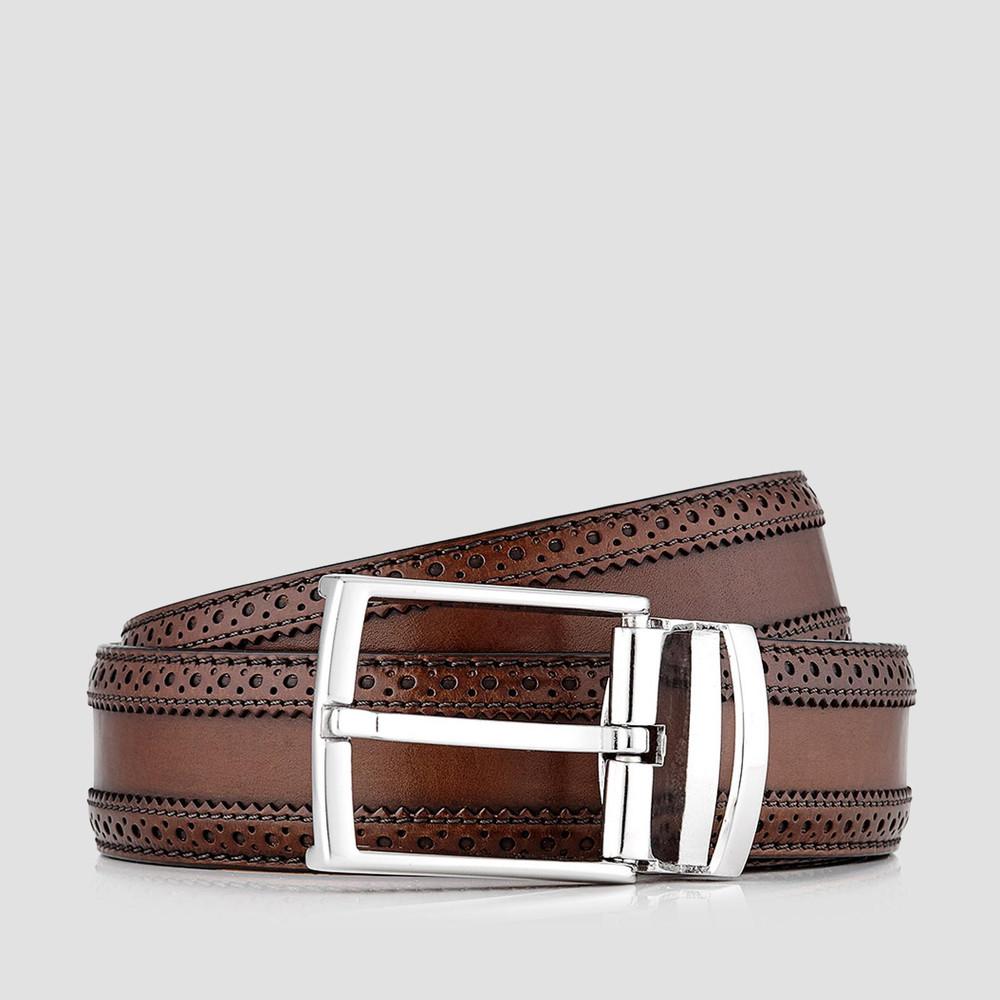 Nicholls Tan Belt