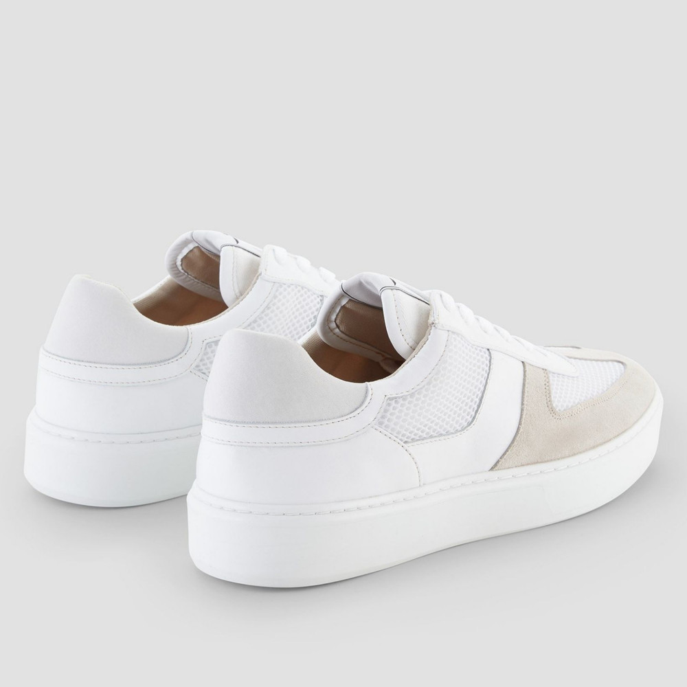 Viper White Sneakers