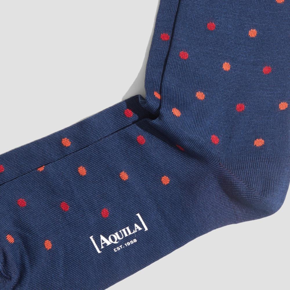 Grant Blue Socks