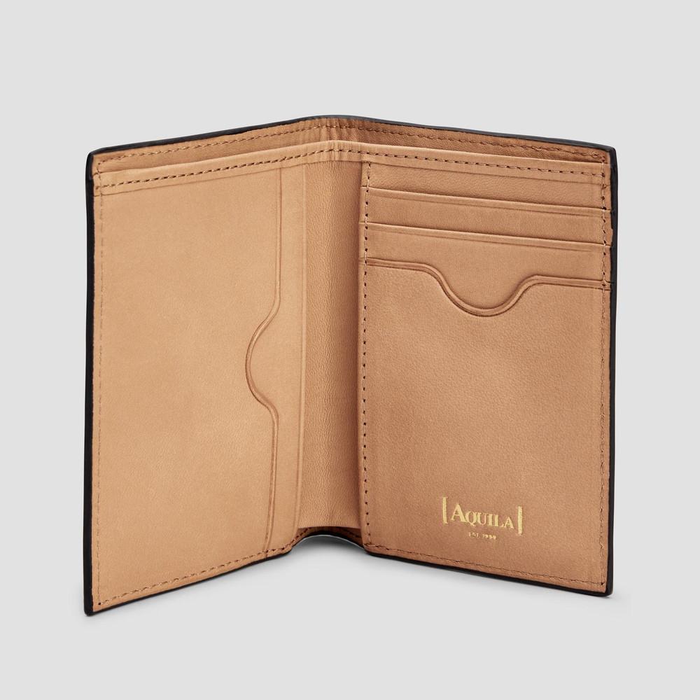 Eade Black Card Wallet