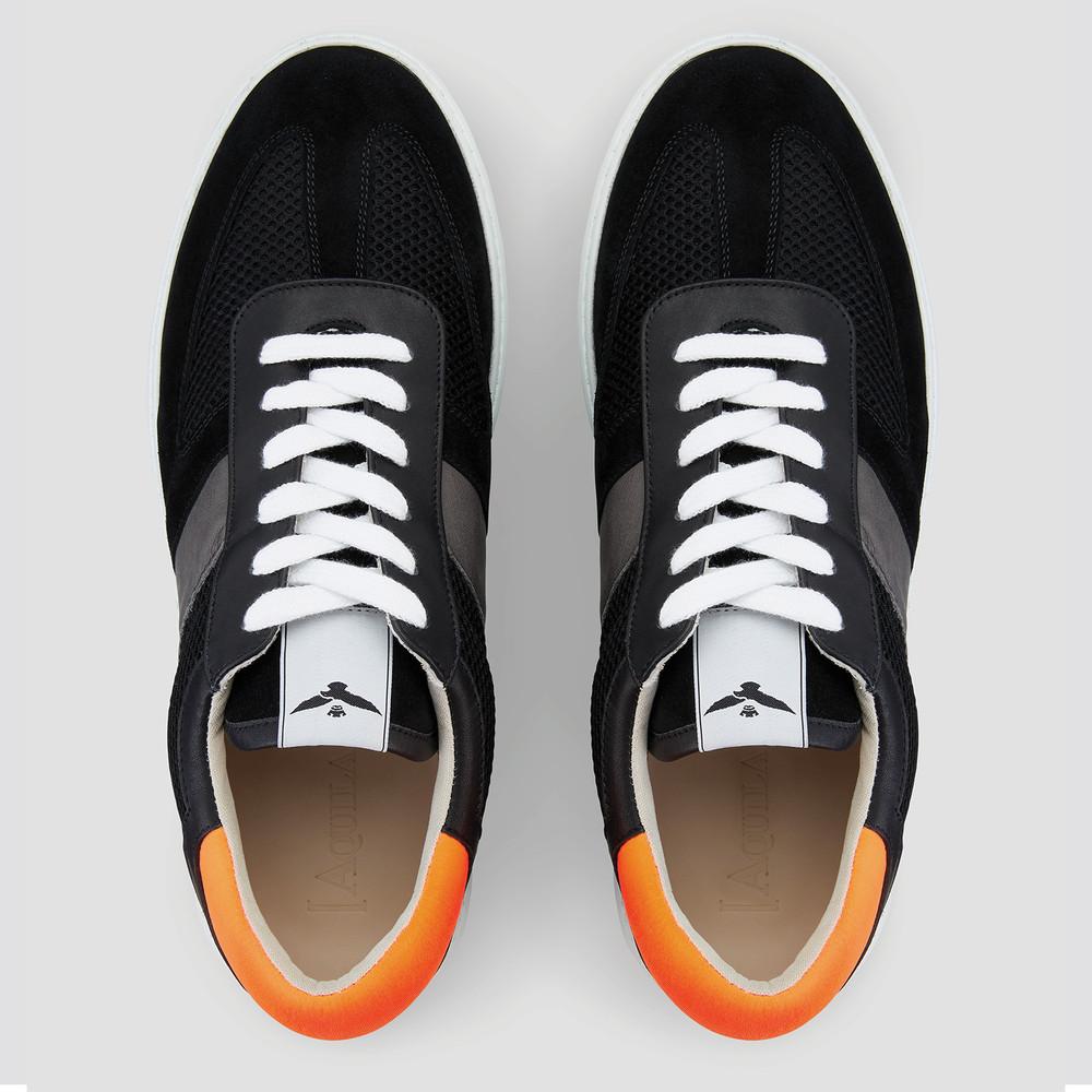 Viper Black Sneakers