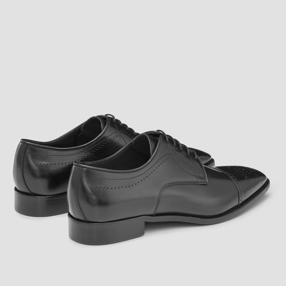 Lillard Black Dress Shoes