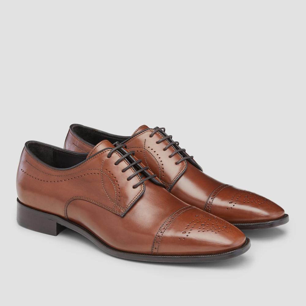 Lillard Brandy Dress Shoes