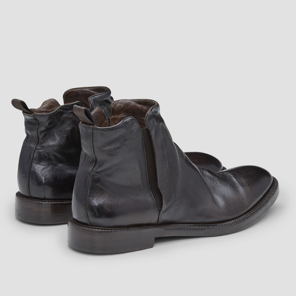 Townsend Chocolate Ankle Boots
