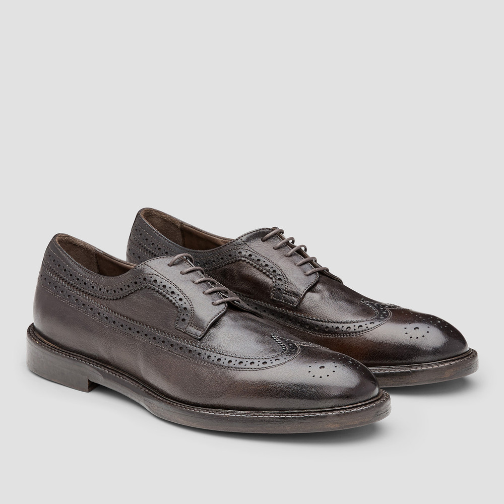 Sinclair Chocolate Brogues