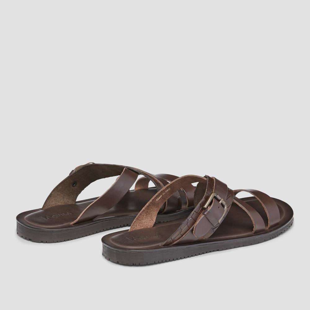 Barbados Brown Sandals