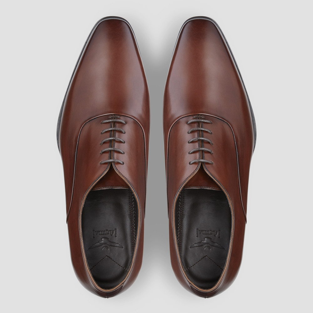 Bentley Brandy Oxford Shoes