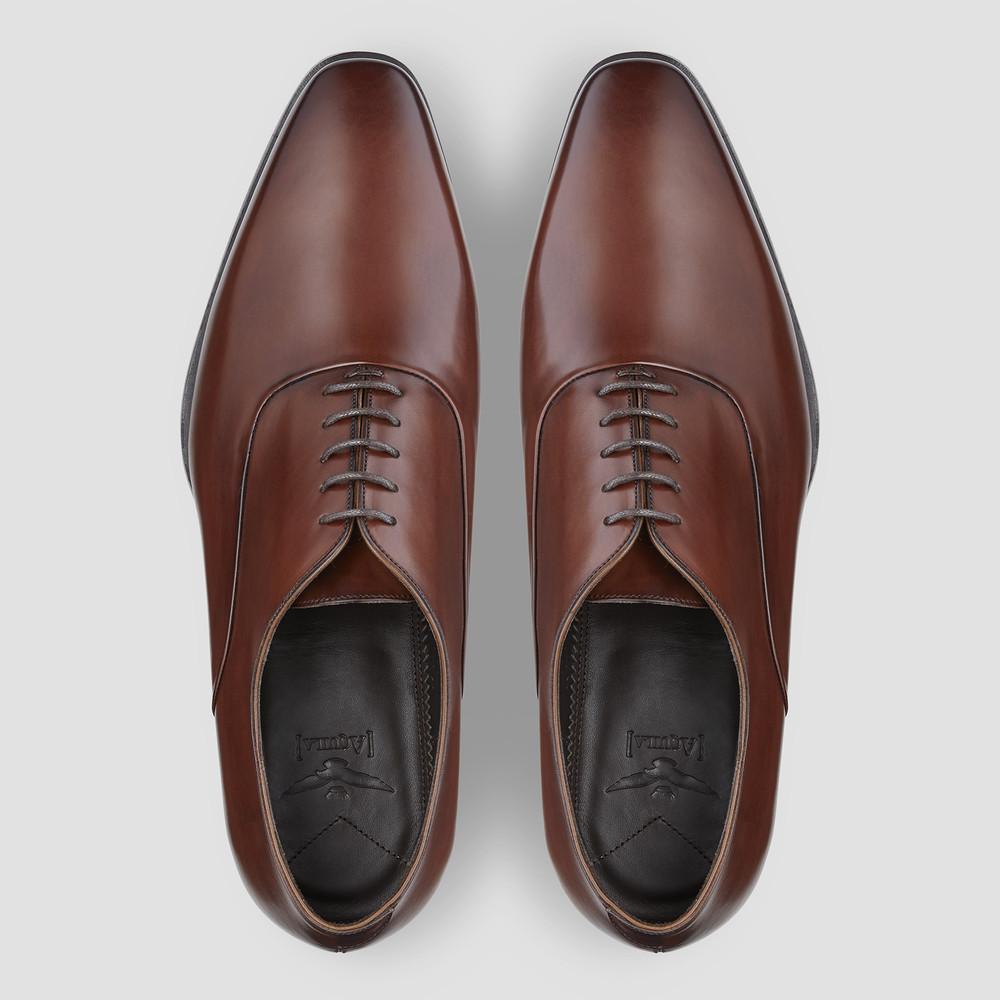Bentley Brandy Oxford Shoes