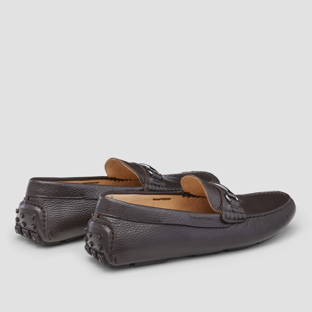 Bismarck Coffee Driving Shoes