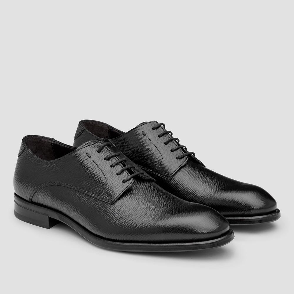 Conte Black Dress Shoes