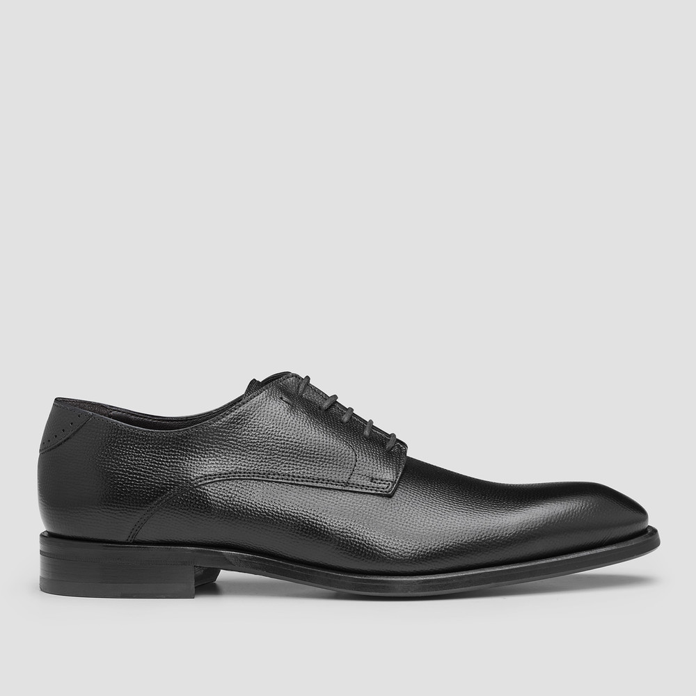 Conte Black Dress Shoes