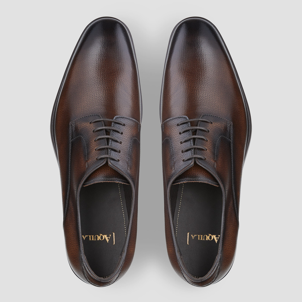 Conte Brown Dress Shoes