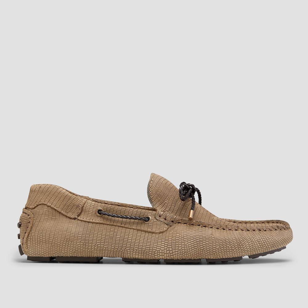 Salamanca Taupe Driving Shoes