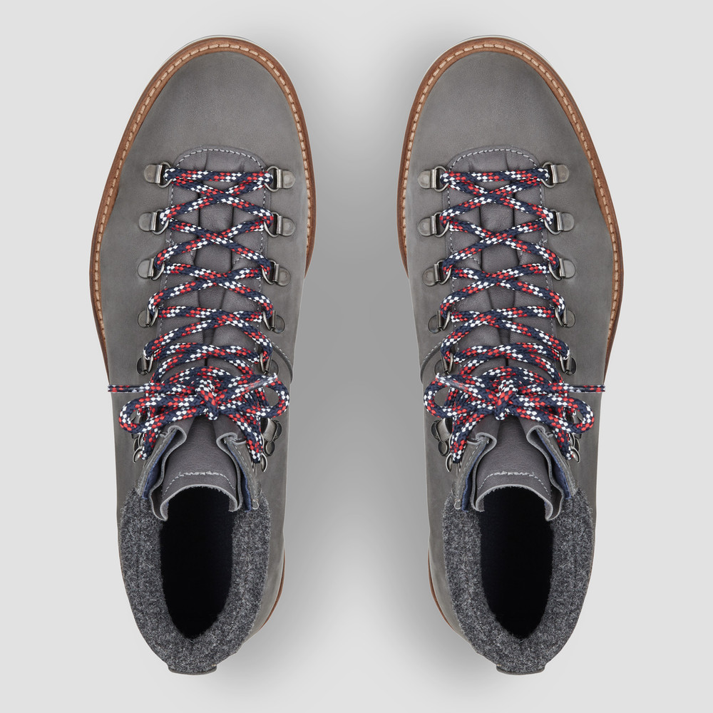 Whistler Grey Hiking Boots