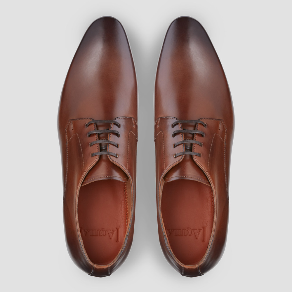 Starks Nut Derby Shoes