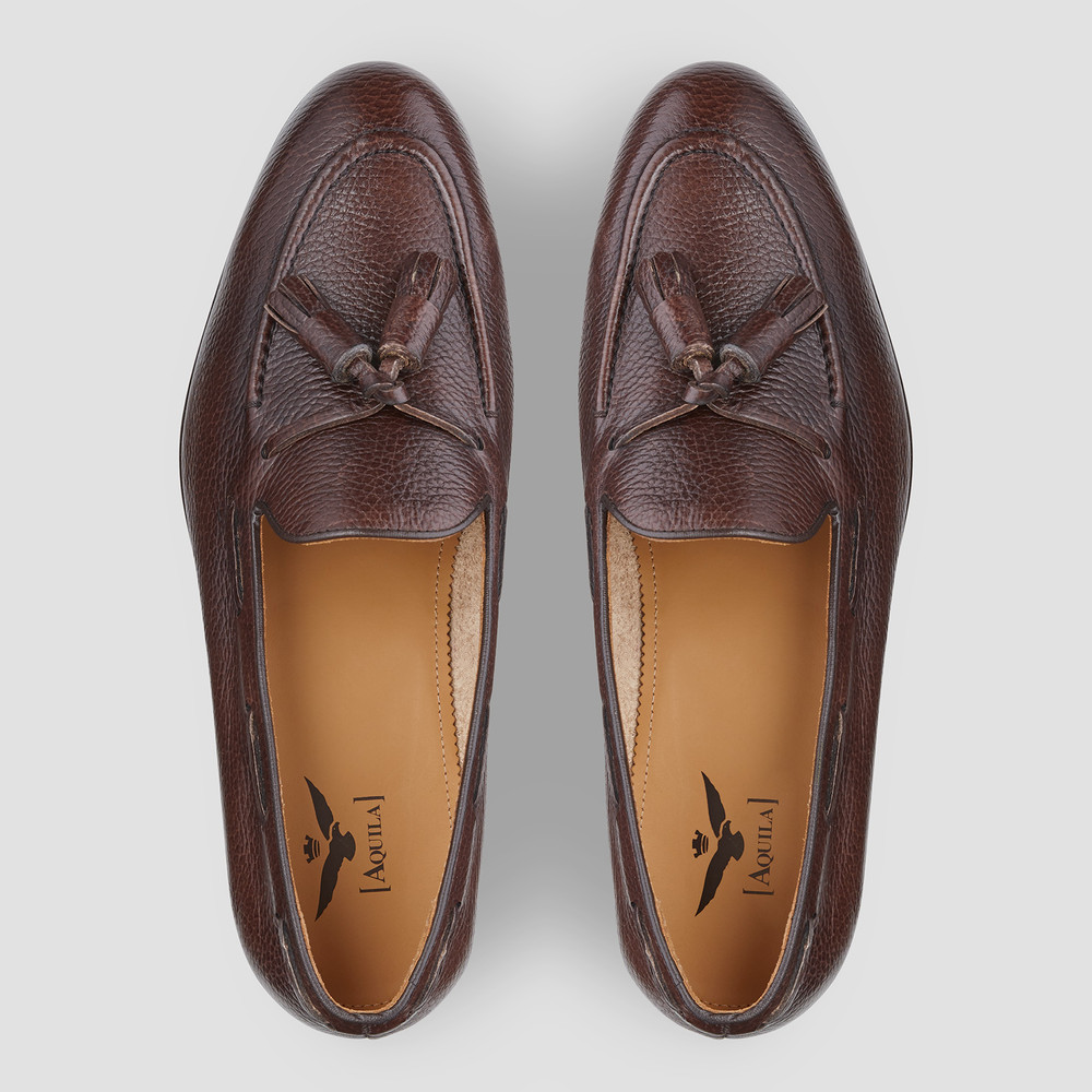 Lyons Chestnut Loafers