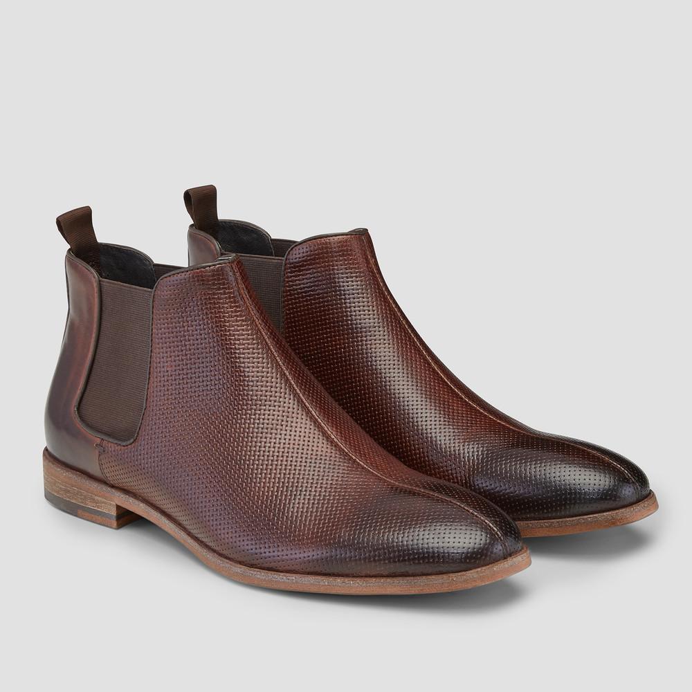 Jonas Tan Chelsea Boots