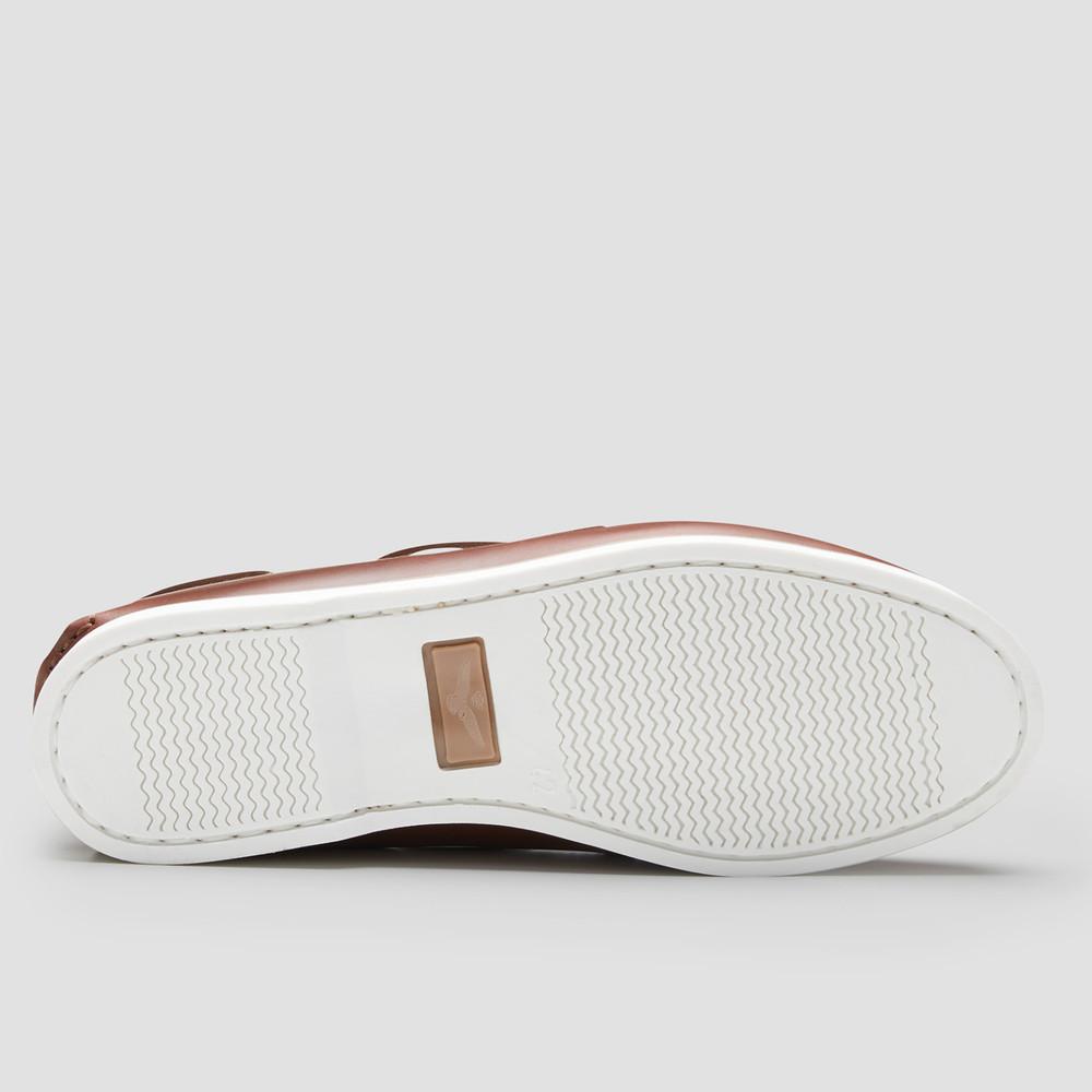 Port Tan Boat Shoes