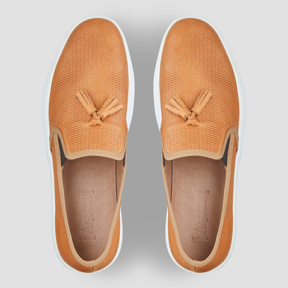 Gonzalo Tan Casual Shoes