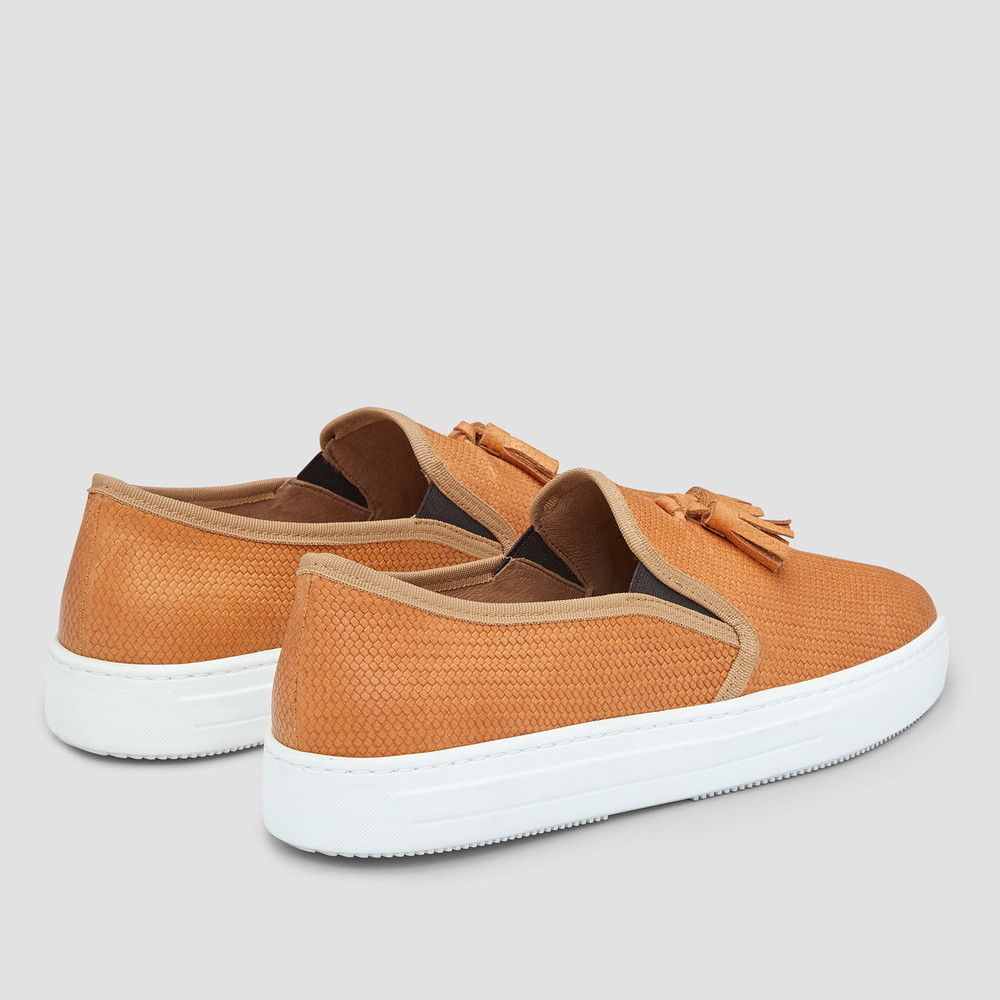 Gonzalo Tan Casual Shoes