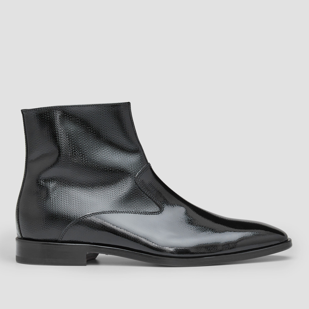 Zoff Black Ankle Boots