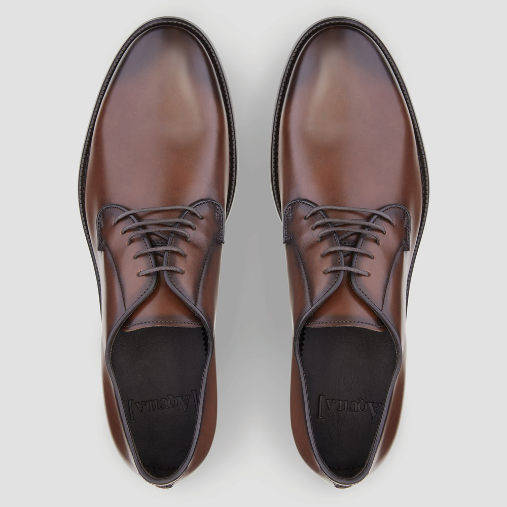 Fenwick Whiskey Derby Shoes