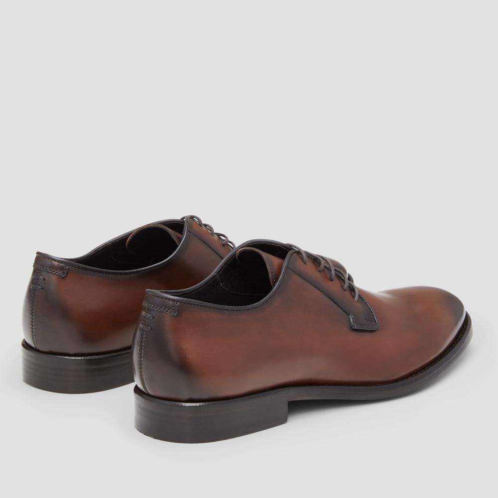 Fenwick Whiskey Derby Shoes