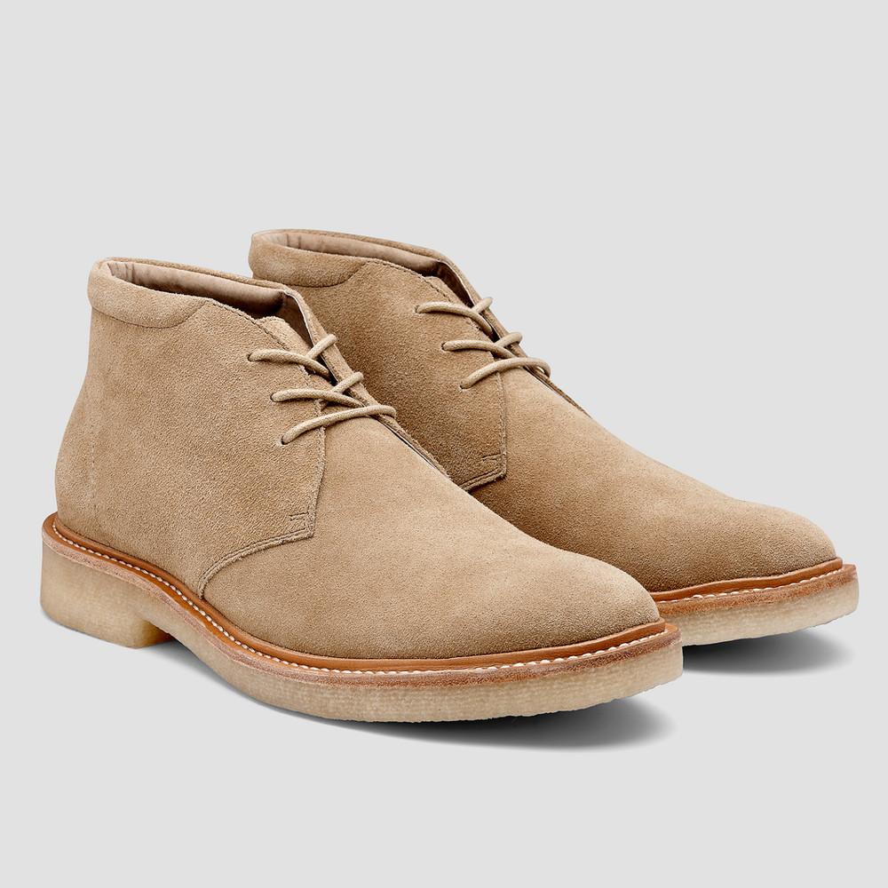 Caspar Sand Desert Boots