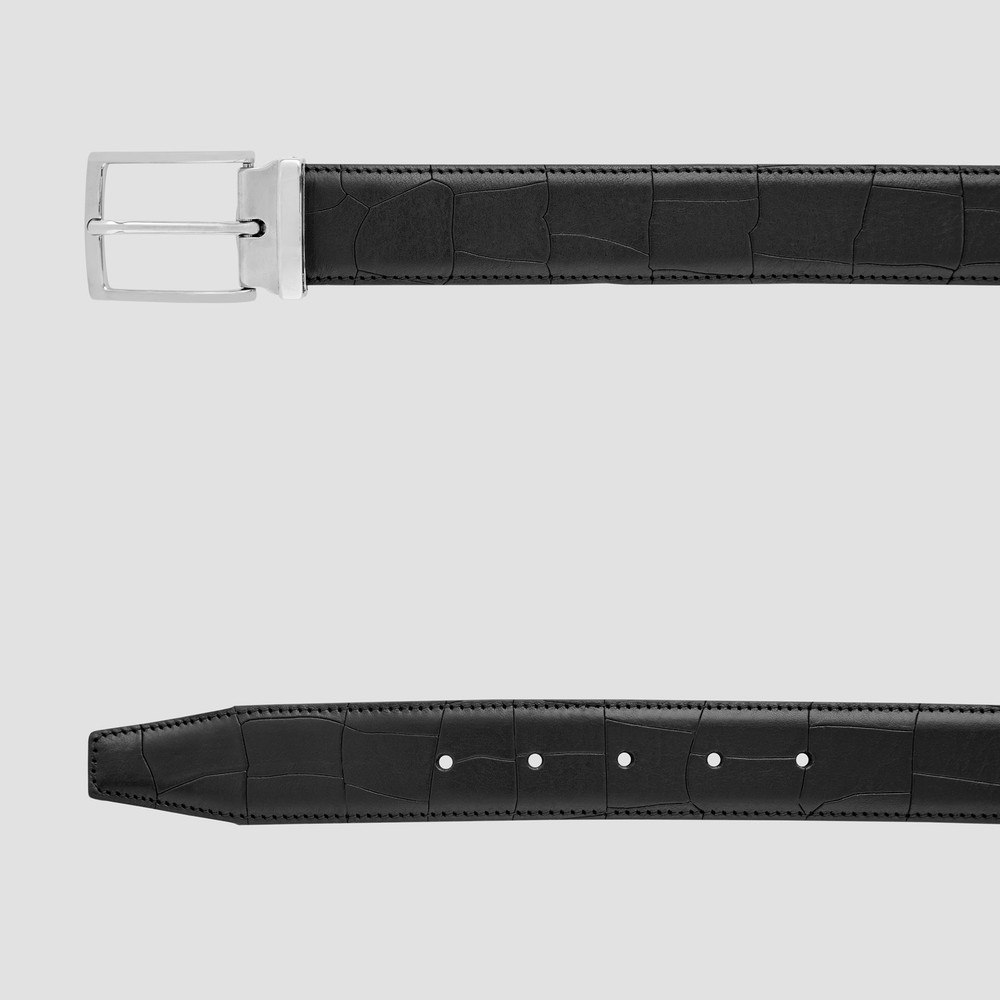 Tilman Croc. Black Belt