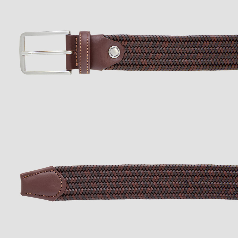 Crandall Choc/ Brown Belt