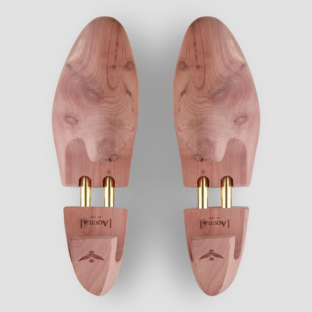Aquila Cedar Wood Shoe Tree Cedar Shoe Care