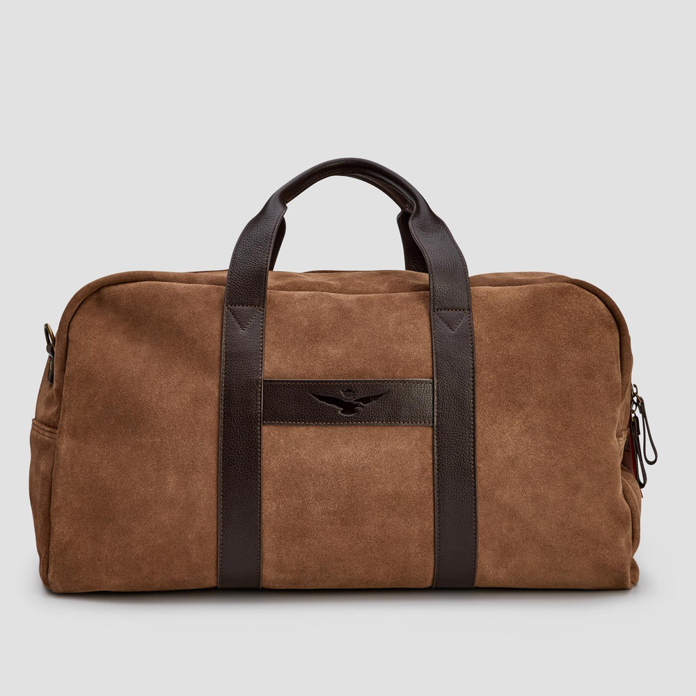 Barkley Brown Overnight Bag