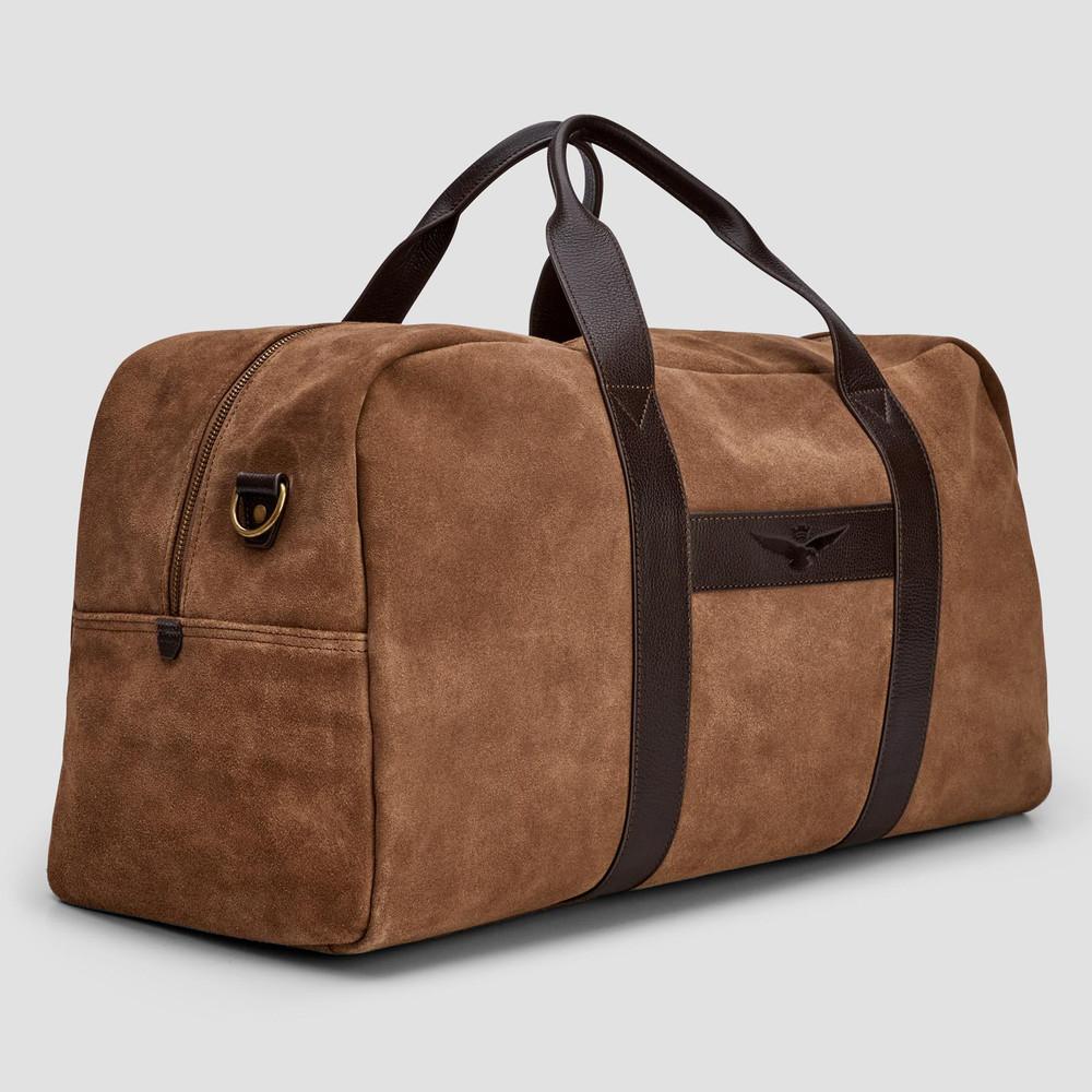 Barkley Brown Overnight Bag