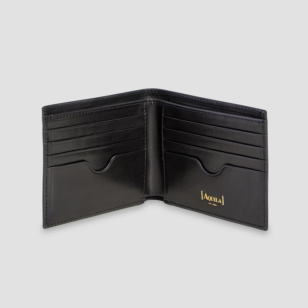 Clunes Black Wallet