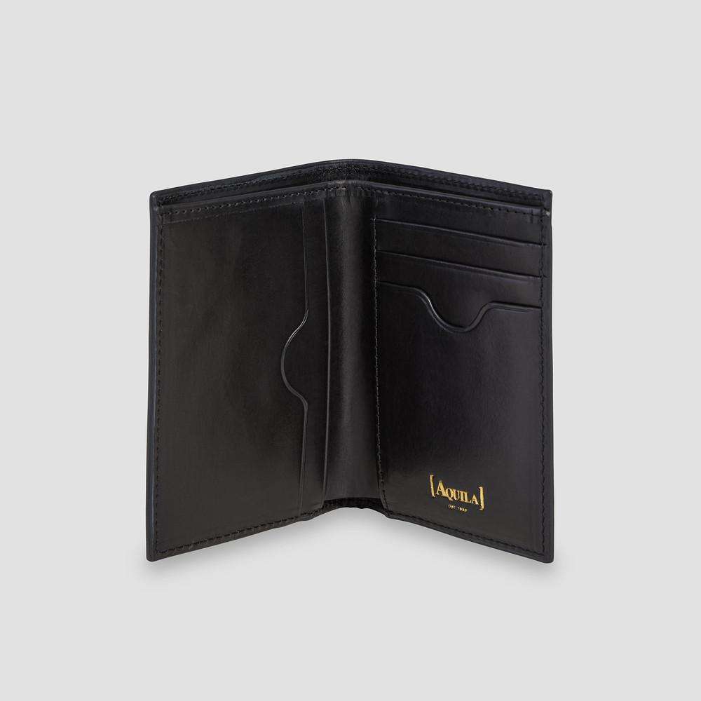 Clunes Black Card Wallet