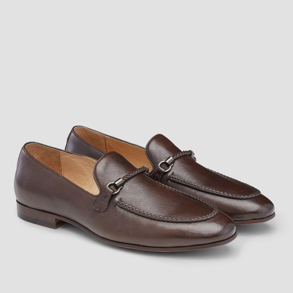 Jerardo Brown Loafers