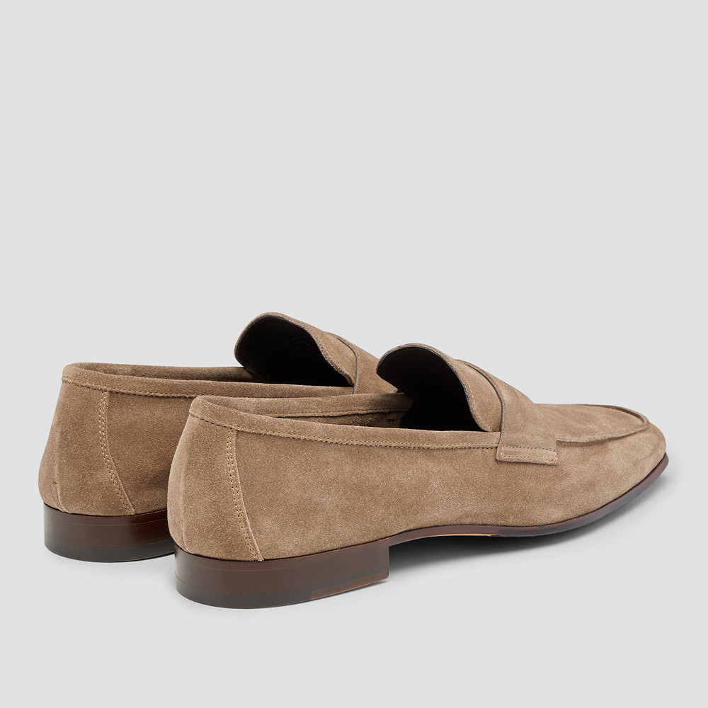 Miguel Stone Penny Loafers