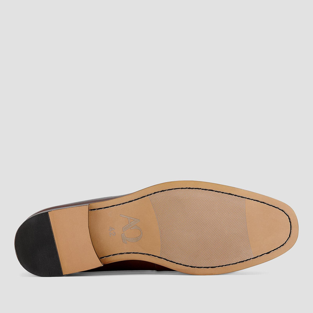 Penley Brown Loafers