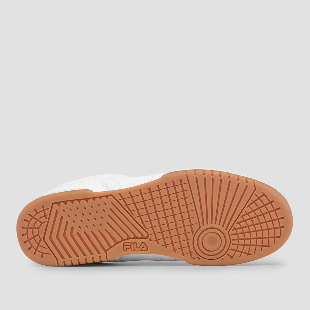 Aquila X Fila - Targa White Sneakers